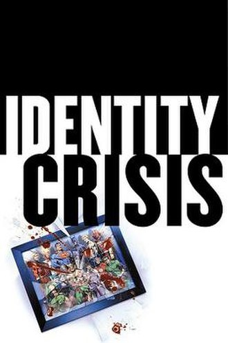 Identity Crisis (DC Comics) - Cover to Identity Crisis 10th Anniversary Edition Art by Rags Morales