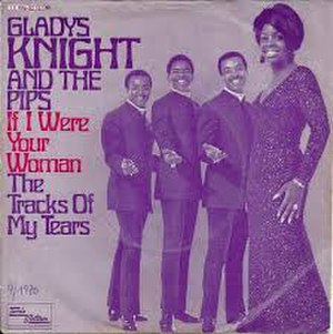 If I Were Your Woman (song) - Image: If I Were Your Woman Gladys Knight & the Pips