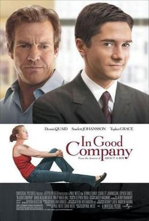 In Good Company (2004 film) - Image: In Good Company movie