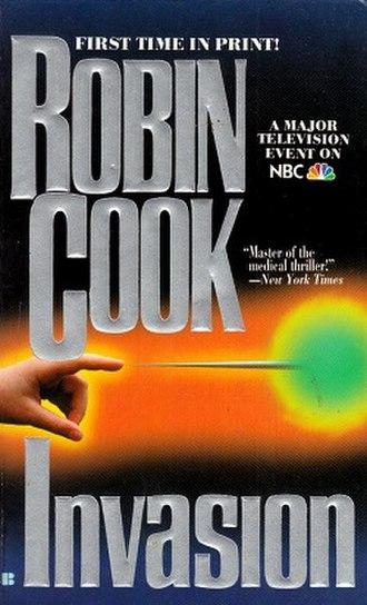 Invasion (Cook novel) - Image: Invasion (Cook novel)