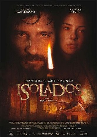 Isolados - Theatrical release poster