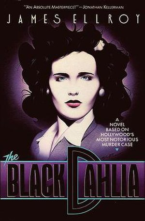 The Black Dahlia (novel) - 1st ed. cover