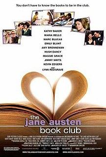 <i>The Jane Austen Book Club</i> (film) 2007 film by Robin Swicord