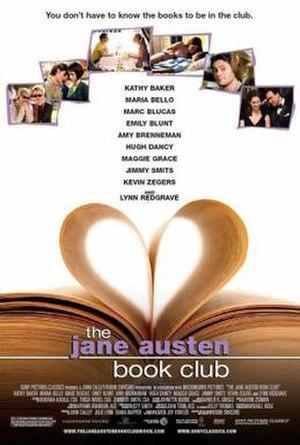 The Jane Austen Book Club (film) - Original poster