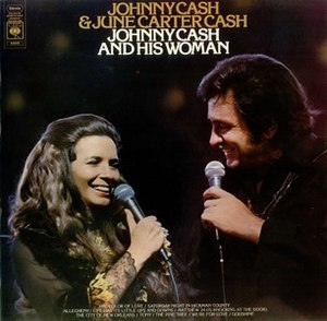 Johnny Cash and His Woman - Image: Johnny Cashand His Woman