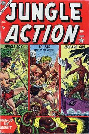 Jungle Action - Image: Jungle Action 2