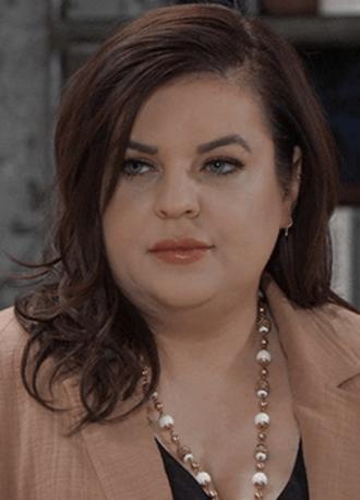 Maxie Jones - Kirsten Storms as Maxie Jones