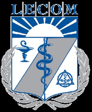 Lake Erie College of Osteopathic Medicine - Image: LECOM logo shield