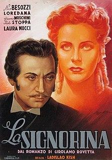 <i>La signorina</i> 1942 film