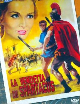 The Revenge of Spartacus - Image: La vendetta di spartacus