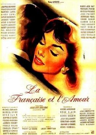 Love and the Frenchwoman - Image: Lafrancaiseetlamoura ffi
