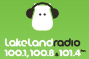 Lakeland Radio - Image: Lakeland Radio logo