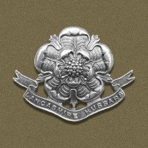 Lancashire Hussars - Image: Lancashire Hussars Badge