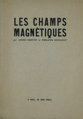 Les Champs magnétiques - Image: Les Champs Magnétiques Cover