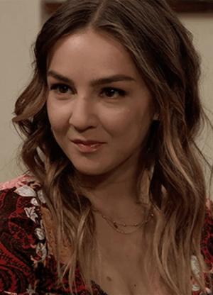 Kristina Davis - Lexi Ainsworth as Kristina Corinthos-Davis
