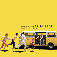 Front cover of the Little Miss Sunshine soundtrack