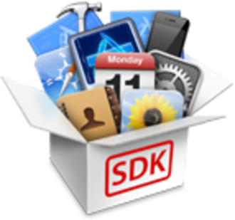 IOS SDK - Image: Logo for i OS SDK