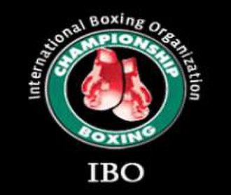 International Boxing Organization - Image: Logo of IBO