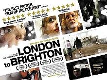 london to brighton movie: