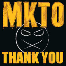 MKTO - THANK YOU [ALBUM ORIGINAL]