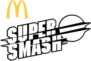 2016–17 McDonald's Super Smash - Image: Mc Donald's Super Smash Logo