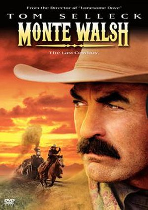 Monte Walsh (2003 film) - DVD cover