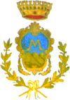Coat of arms of Montesano sulla Marcellana
