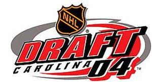 2004 NHL Entry Draft - Image: NHL draft logo carolina 2004