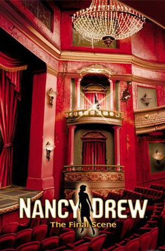 Nancy Drew: The Final Scene - Image: Nancy Drew The Final Scene Cover Art
