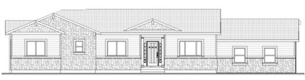 Single Story Neo Eclectic Home Design In Denver Colorado