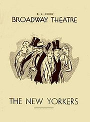 New Yorkers program broadway theatre.jpg