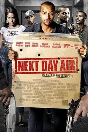 Next Day Air - Theatrical release poster