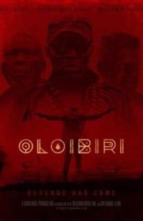 <i>Oloibiri</i> (film) 2016 Nigerian action thriller