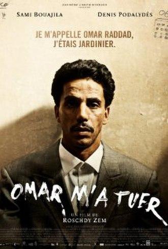 Omar Killed Me - Film poster