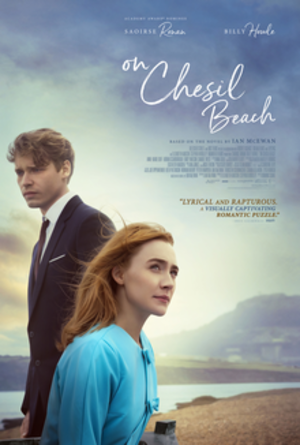 On Chesil Beach (film) - British release poster
