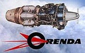 Orenda Engines - Image: Orenda logo