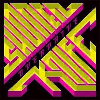 Overdrive (Shonen Knife album) - Image: Overdrive Shonen Knife