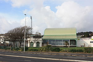 Craig-y-Nos Castle - The Patti Pavilion, Swansea after refurbishment, 2009