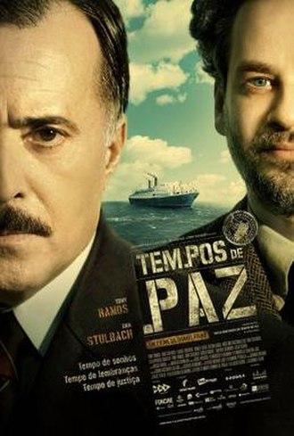 Peacetime (film) - Image: Peacetime film poster