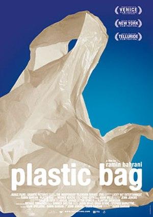Plastic Bag (film) - Image: Plastic Bag Poster(wlaurels)
