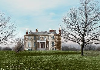 Possilpark - The house on the Possil Estate