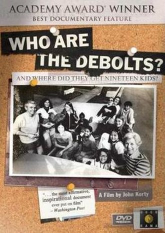 Who Are the DeBolts? And Where Did They Get Nineteen Kids? - Image: Poster of the film Who Are the De Bolts