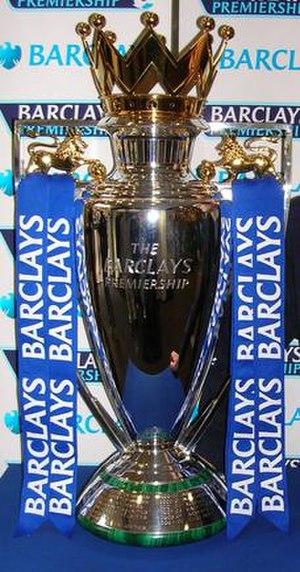 Premier League 20 Seasons Awards - The Premier League Trophy