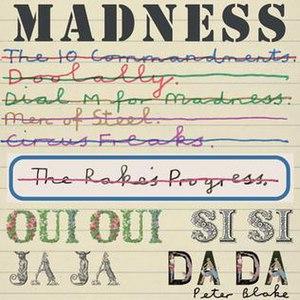 Oui Oui, Si Si, Ja Ja, Da Da - Image: Qui Qui Si Si Ja Ja Da Da Album Cover