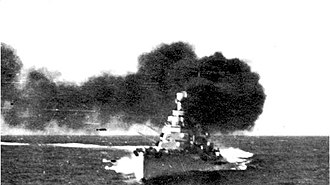 Battle of Cape Spartivento - Image: RN Bolzano Teulada