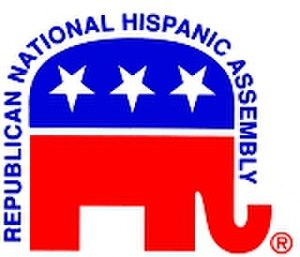 Republican National Hispanic Assembly - Image: Republican National Hispanic Assembly (logo)