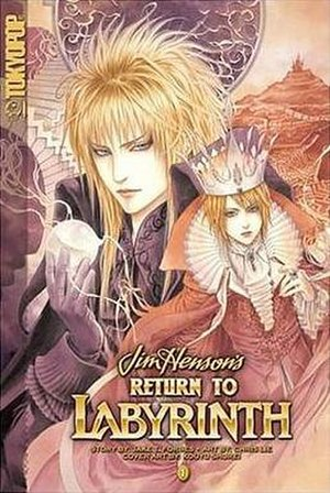 Return to Labyrinth - Image: Return to Labyrinth 1