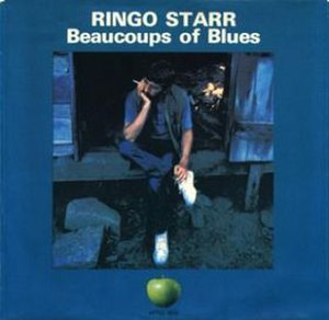 Beaucoups of Blues (song) - Image: Ringo Starr Beaucoups of Blues single cover