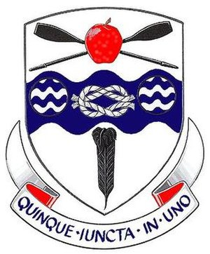 Rothesay, New Brunswick - Image: Rothesay NB coat of arms
