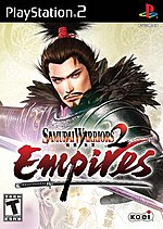 Samurai Warriors 2 - Empires cover.jpg